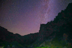 Black Canyon Shooting Star