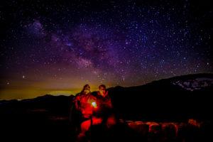 Rocky Mountain National Park Star Gazing