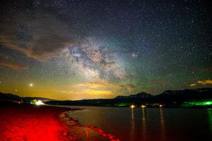 Green Mountain Reservoir Milky Way
